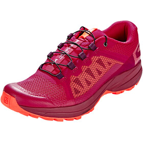 Salomon W's XA Elevate Shoes cerise./beet red/fiery coral